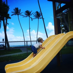 playground - always a paradise.